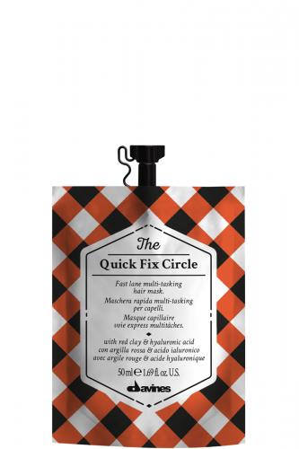 Davines THE QUIK FIX CIRCLE maska 50 ml