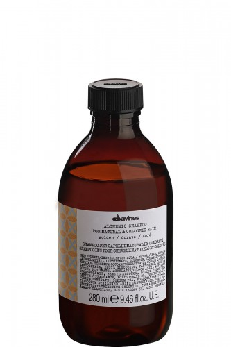 Davines ALCHEMIC GOLDEN szampon 250 ml